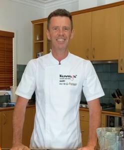 Gary Dowse Master Juice Chef