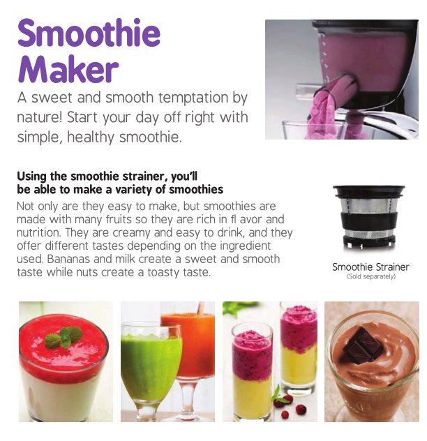 smoothiet-maker
