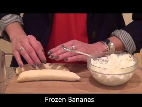 Banana Yoghurt Gelato