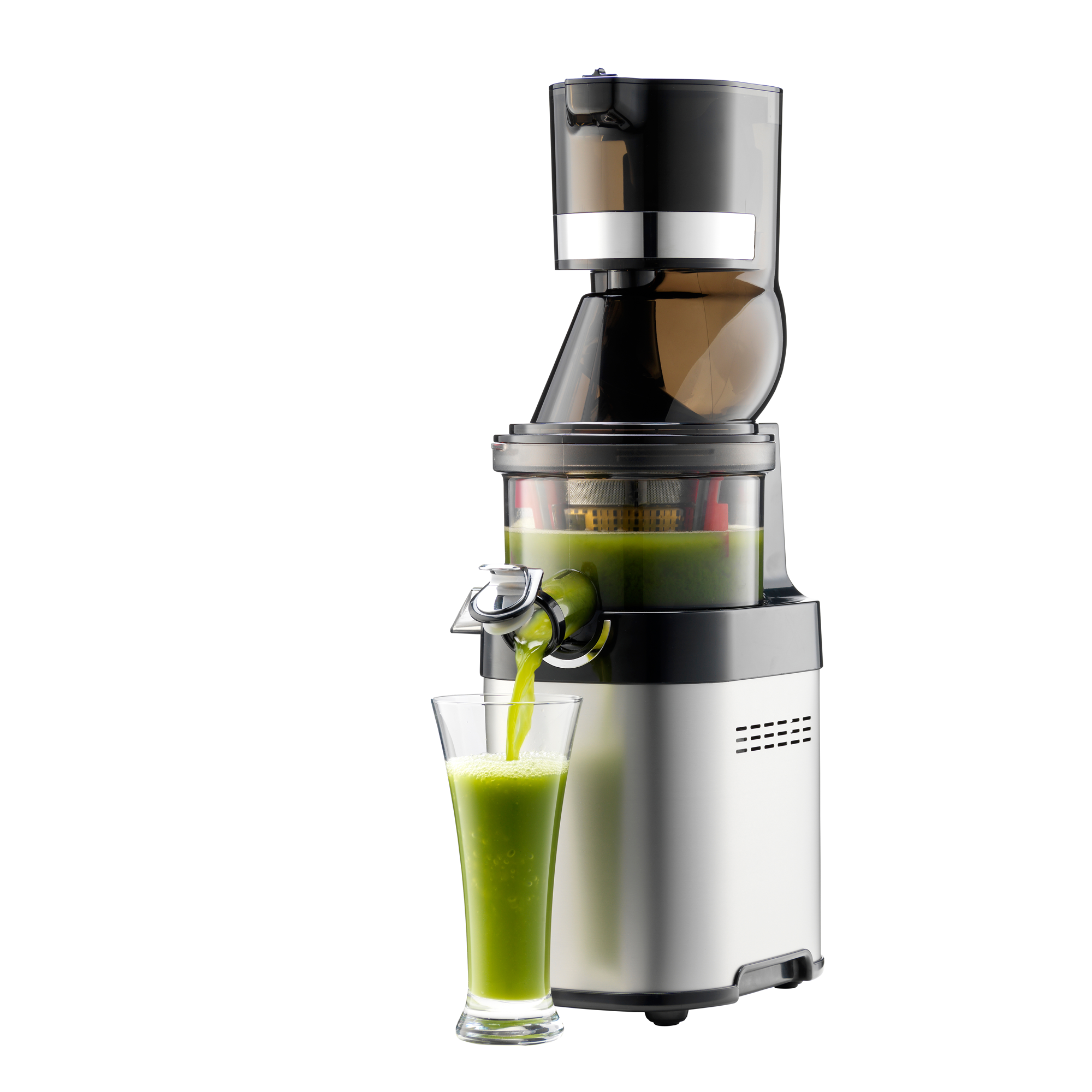 Is A Slow Juicer Better : Whole Slow Juicer Chef CS600 - Kuvings