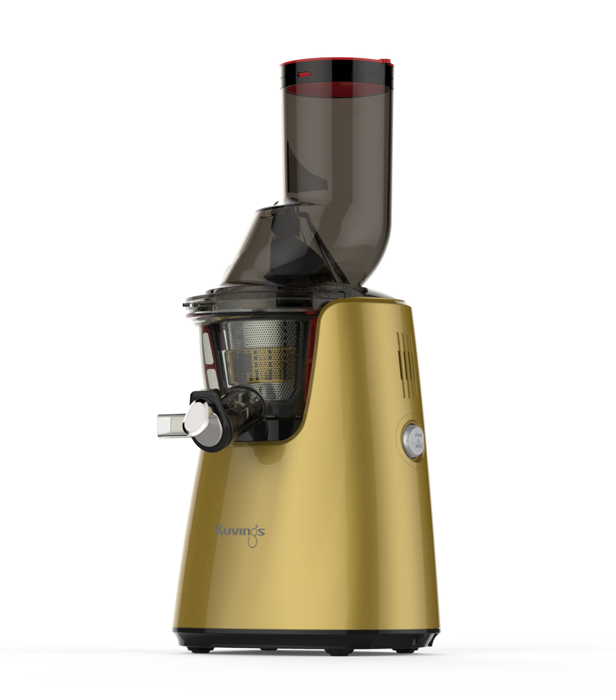 Kuvings Whole Juicer Parts : Kuvings C7000 Gold Professional Cold Pressed Juicer