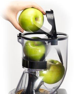 commercial juicer whole fruit