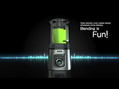 Kuvings Vacuum Blender with 3D Blades
