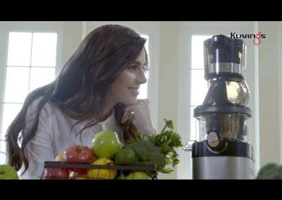 CS600 Commercial – My own juice bar