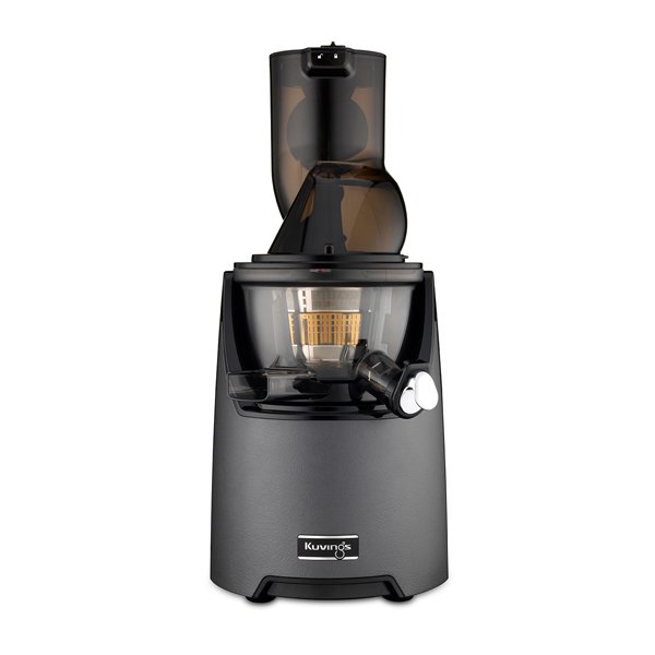 Kuvings Cold Press Juicer Spare Parts : EvO820 Evolution Cold Press Juicer (dark grey) - Kuvings