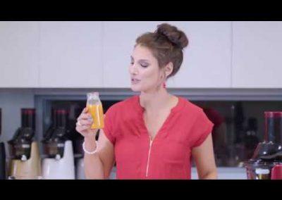 Orange Turmeric Cayenne Juice – Kuvings C7000
