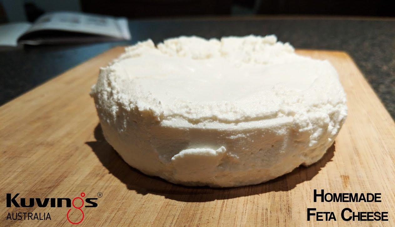 Homemade Feta Cheese – Yogurt Maker