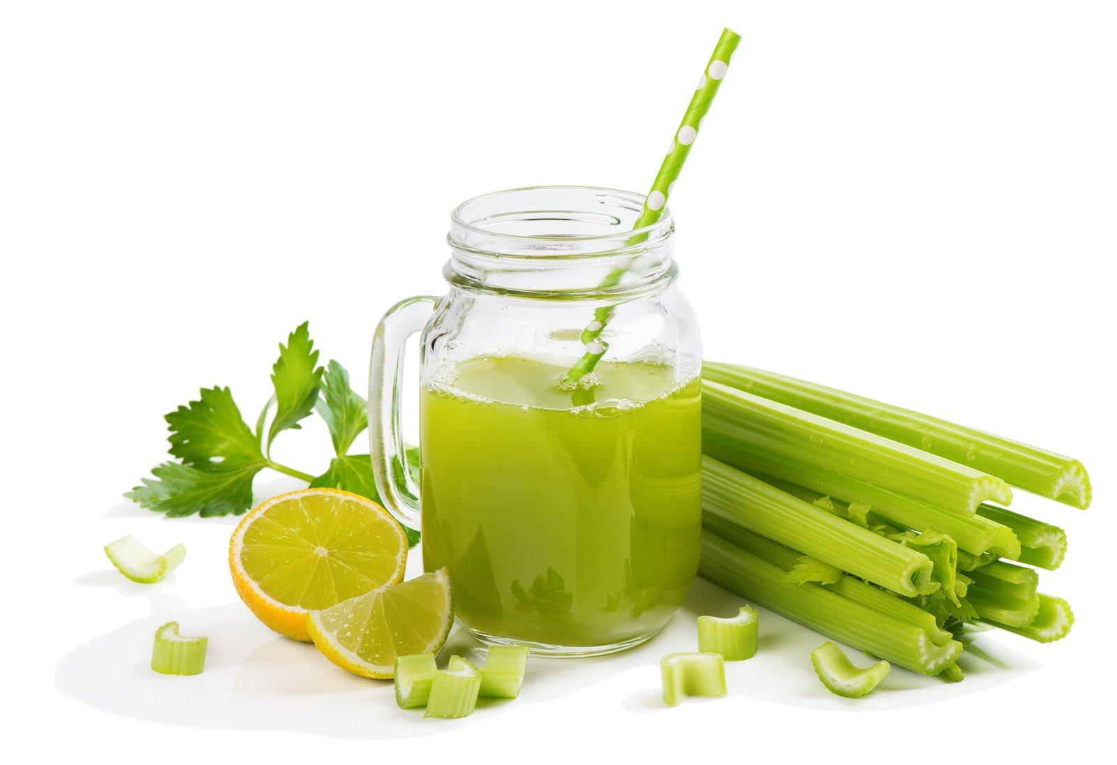 Celery Juice Cold Pressed