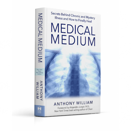 medical medium book Anthony Williams