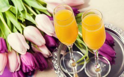 Faux Champagne – Mocktail Juice