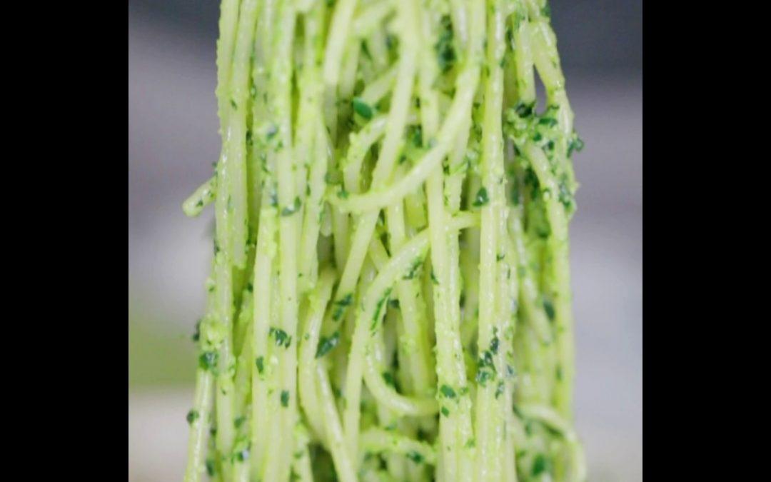 Kale Pesto – Kuvings Vacuum Blender