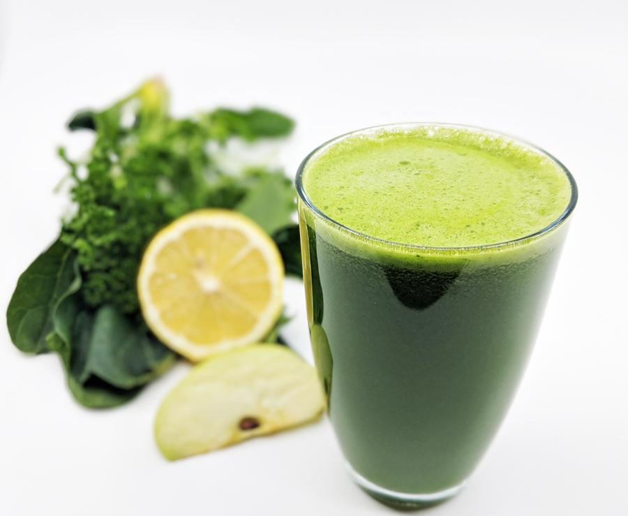 De-Liver Lunch Juice Recipe
