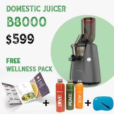 b8000 wellness pack