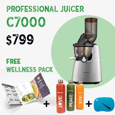 kuvings c7000 wellness pack