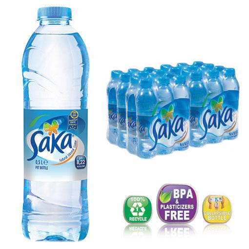 saka water 500ml