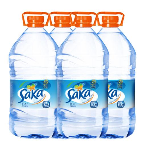saka water 5 litre bottle