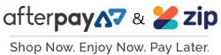 afterpay and zippay logo