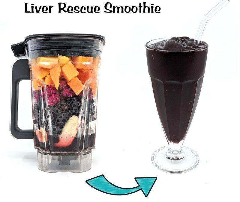 Liver Rescue Smoothie