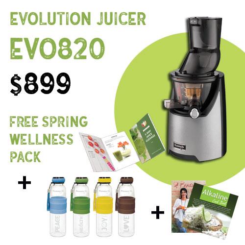 EVO820 Wellness Pack 2