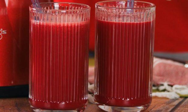Ruby Red Juice Recipe