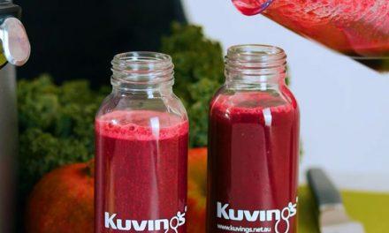 Very Berry Chia Juice Recipe