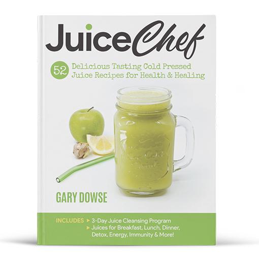 Juice Chef Book