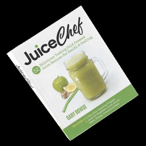 Juice Chef - Cold Press Juice Recipe Book