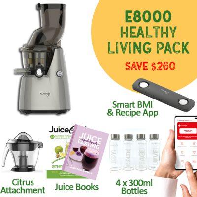 E8000 Healthy Living Pack