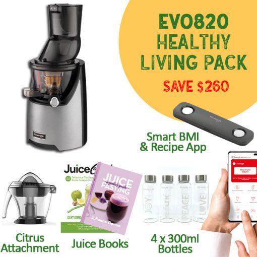 EVO820 Healthy Living Pack