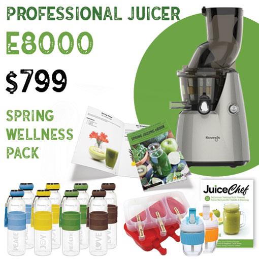 E8000 Wellness Pack 2